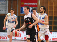 2011.03.12 / U22 / Oberwart vs. BasketDukes