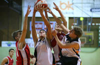 2011.12.10 / ÖMS / MU18 / BasketDukes vs. Traiskirchen