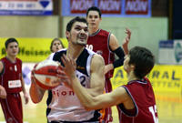 2012.01.04 / MU22 / BasketDukes vs Wels
