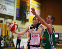 2012.01.15 / MU 22 / BasketDukes vs Kapfenberg