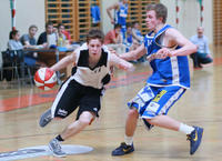 2012.03.23 / ÖMS MU18 / BasketDukes vs Oberwart Gunners