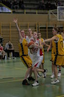 2008.01.16 / wU20 Semifinale Vienna 87 vs. Post SV