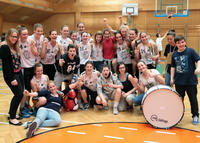2014.03.30 / WU19 ÖMS / Finale / BasketDuchess vs Basketflames