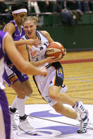 2008.01.19 / AWBL / Jocher's Duchess vs. Wels Tigers