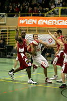 2007.10.28 / ÖBL / Basketclubs Vienna vs. Traiskirchen Lions