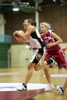 2007.11.18 / AWBL / BK Jochers Duchess vs. Vienna 87