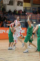 2008.01.06 / ÖBL / Basketclubs vs. Wörthersee Piraten